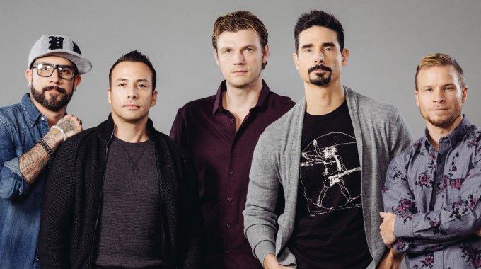 Backstreet Boys Biografía Discos Y Canciones