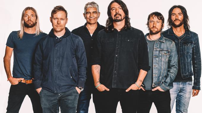 Biografía de Foo Fighters