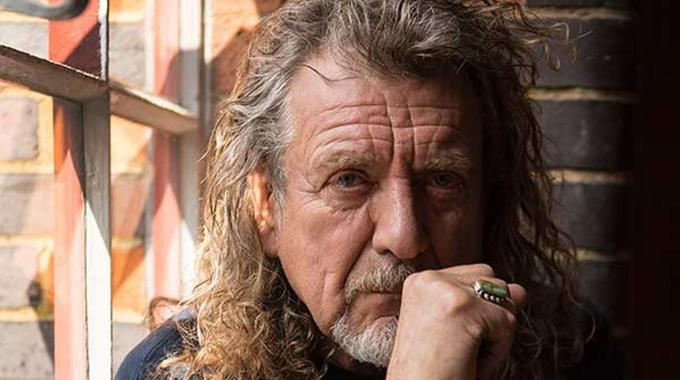Biografía de Robert Plant