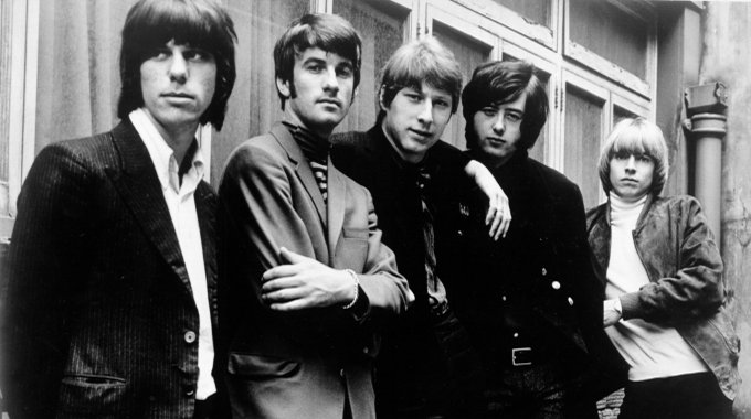 Biografía de The Yardbirds