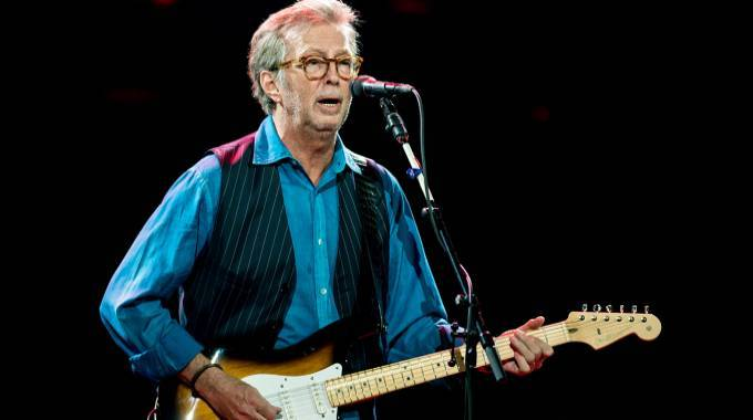 Eric Clapton anuncia tres conciertos en el Royal Albert Hall de Londres