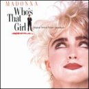 Madonna: álbum Who's That Girl
